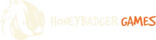 Honey Badger Games Logo